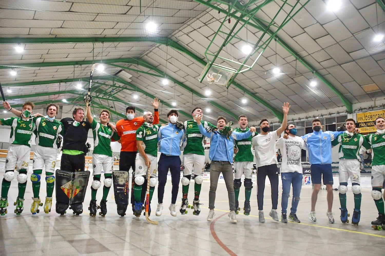 CP Vilanova equip saltant